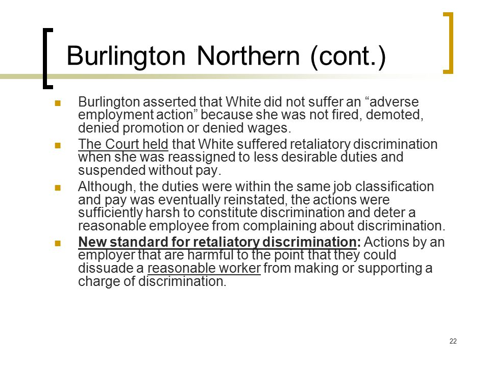 Burlington Northern (cont.)