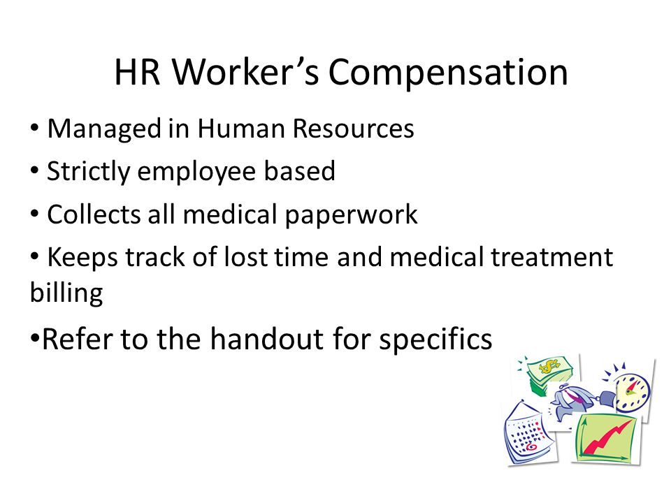 HR Worker's Compensation