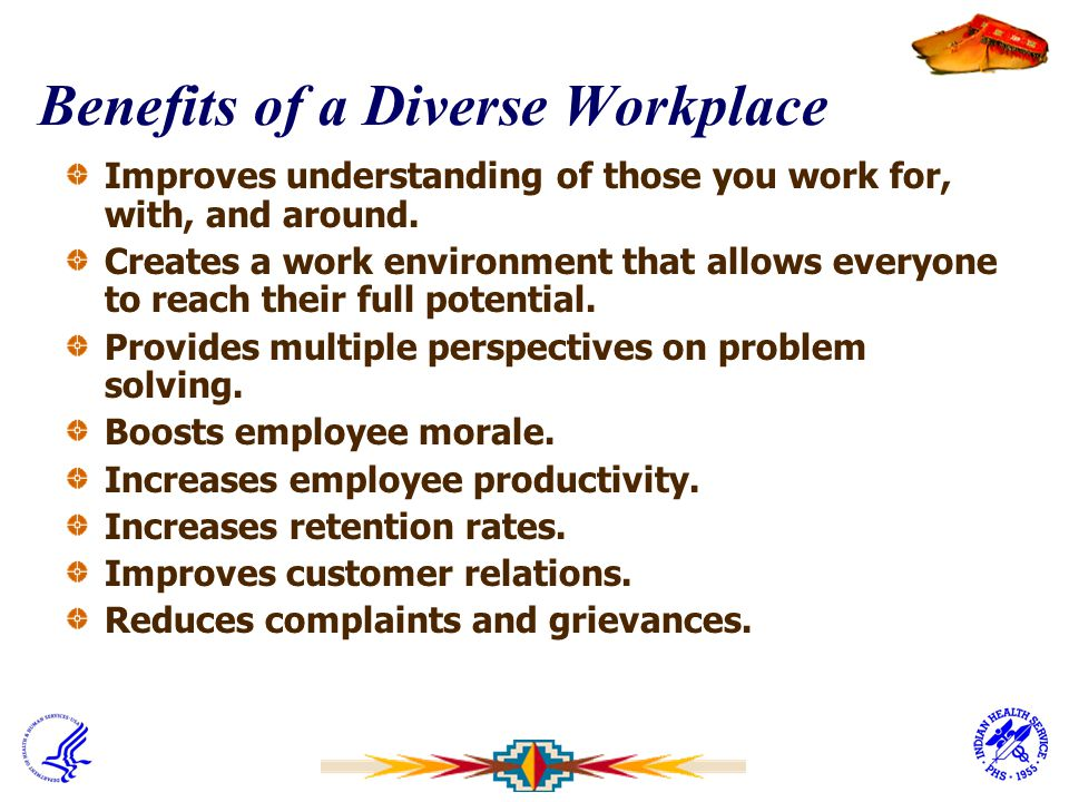 Benefits of a Diverse Workplace