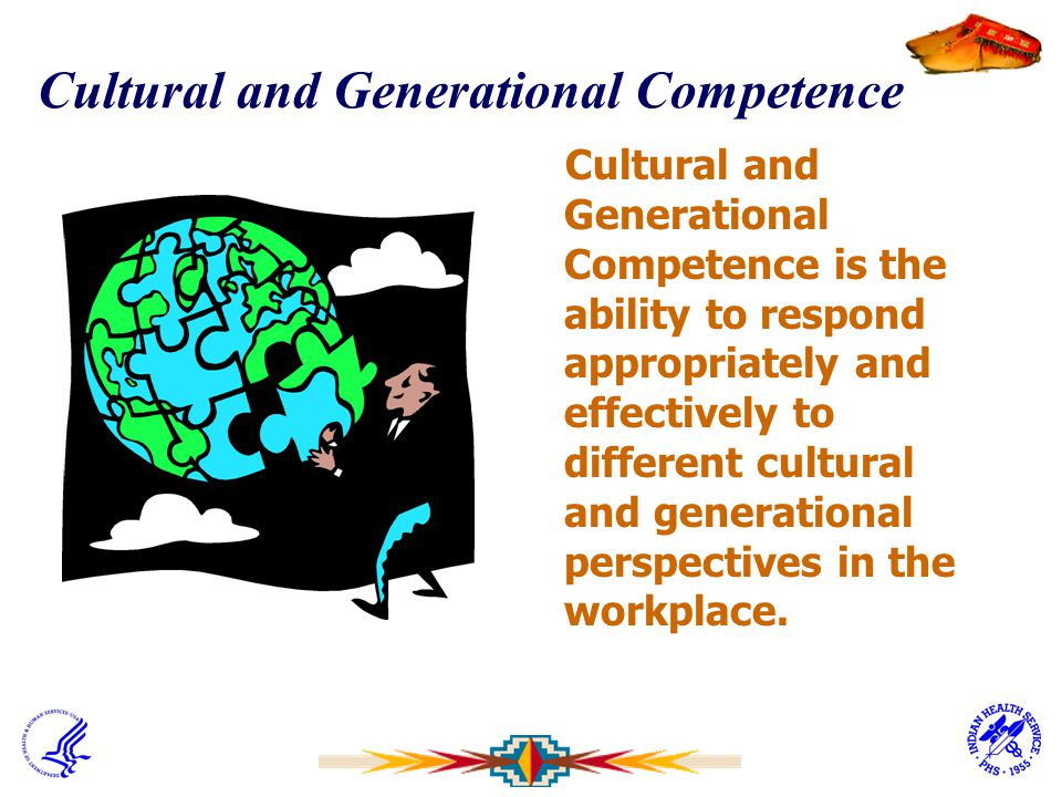 Cultural and Generational Competence