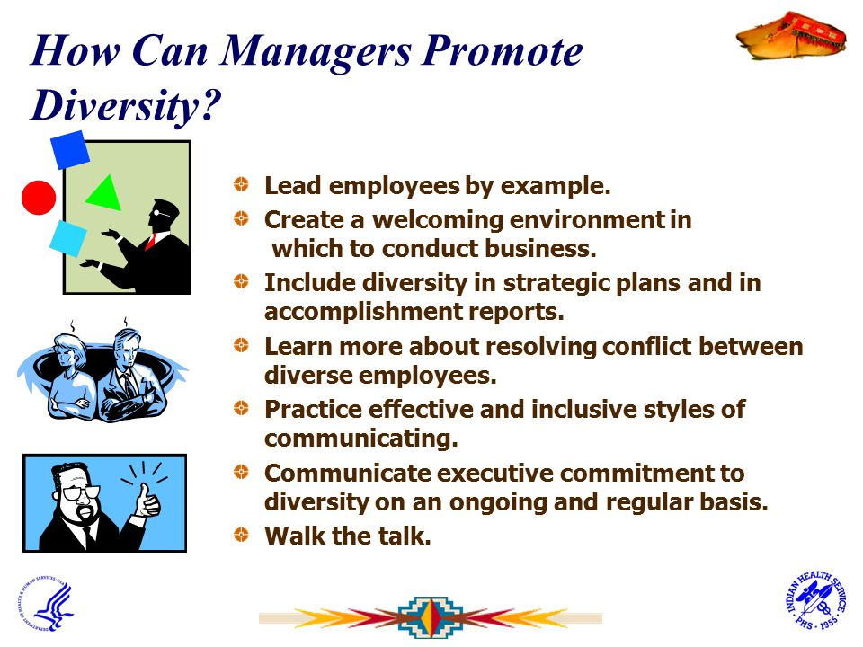 How Can Managers Promote Diversity
