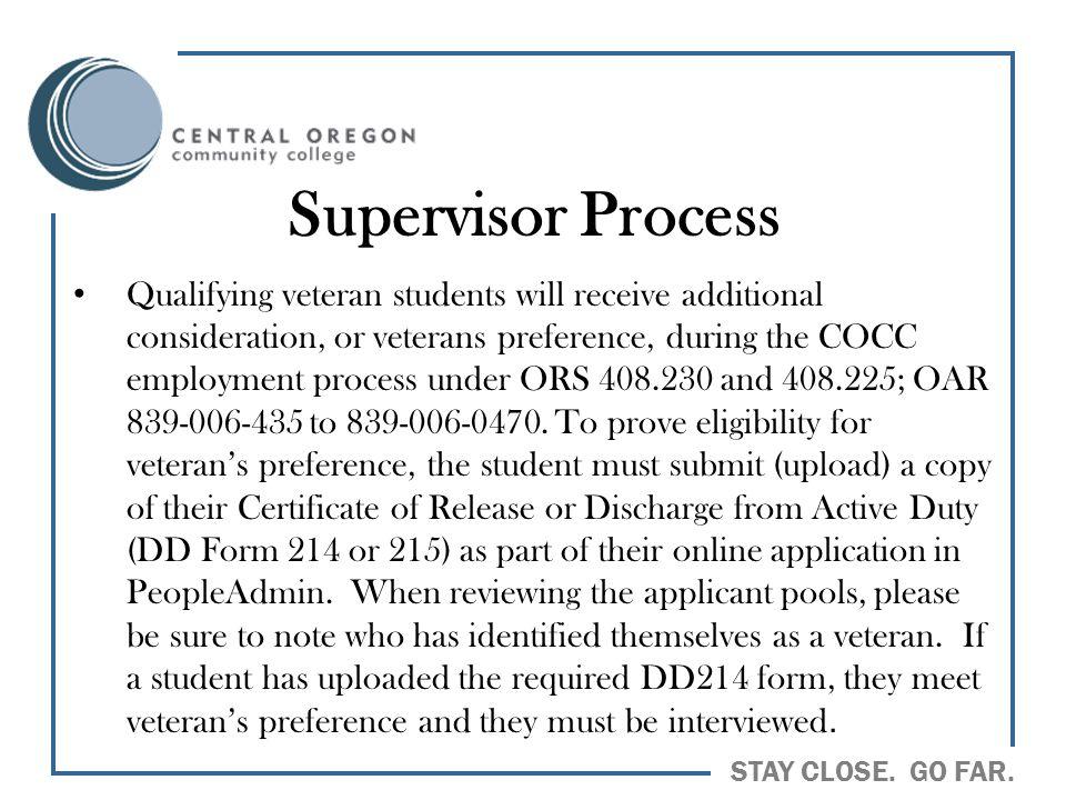 Supervisor Process