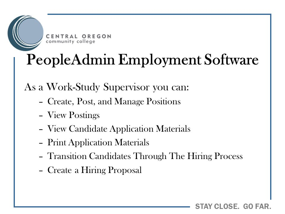 PeopleAdmin Employment Software