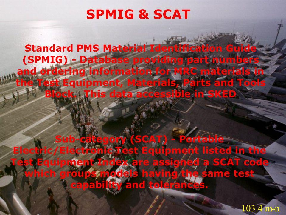 SPMIG & SCAT