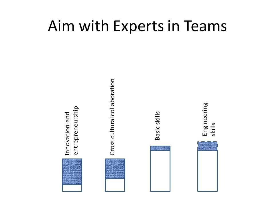 Aim with Experts in Teams