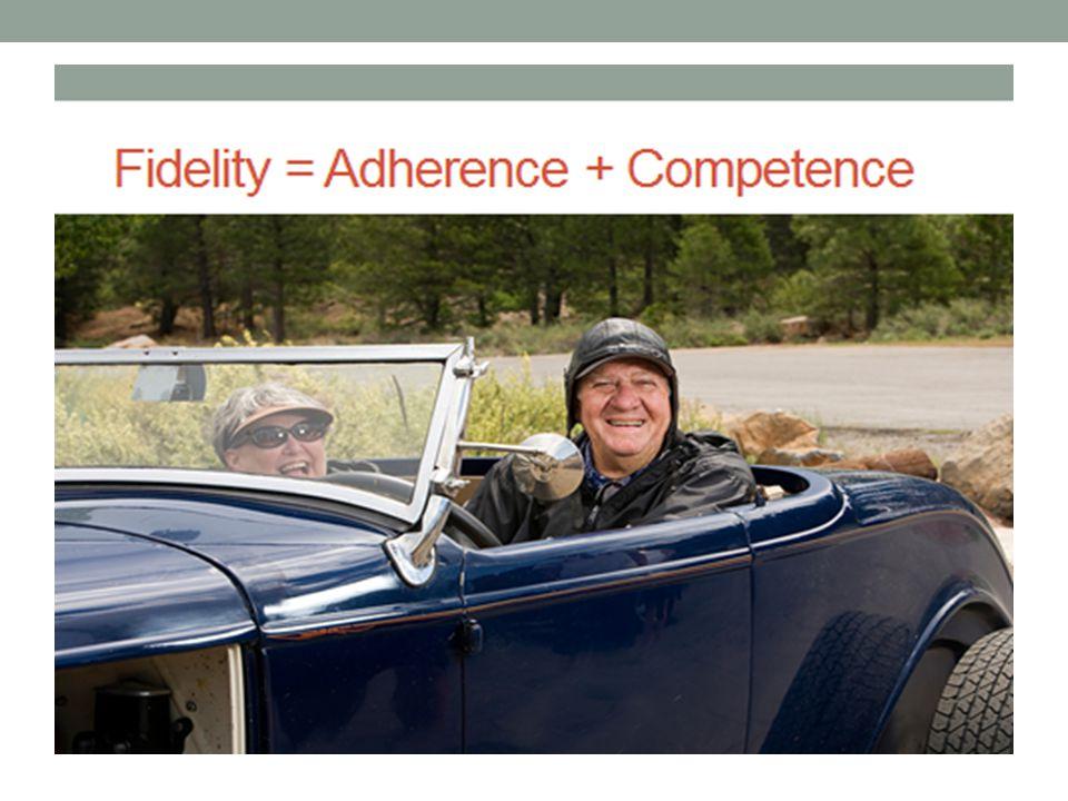 The CBT car called Fidelity!