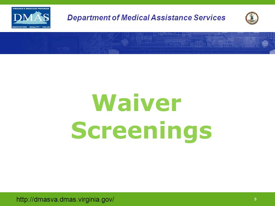 Tech Waiver Highlights