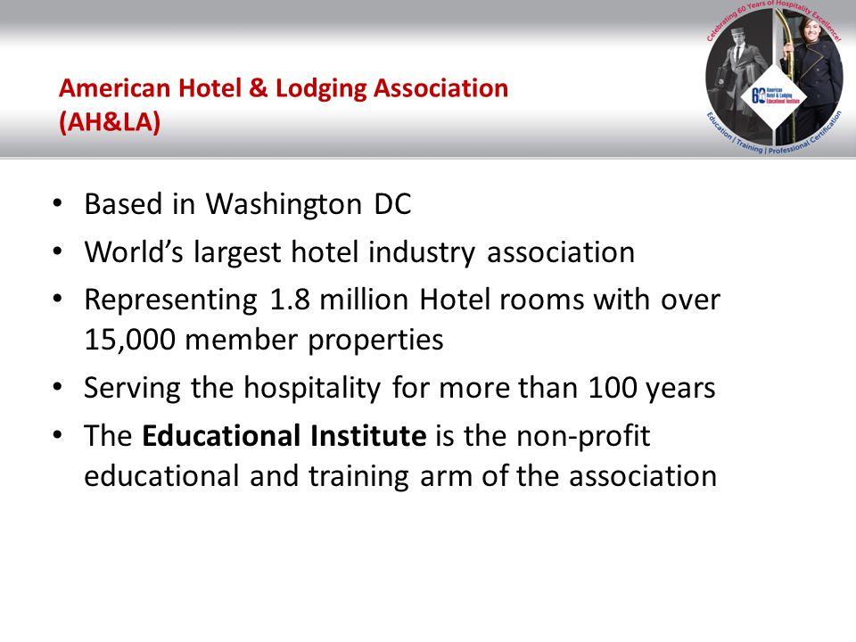 American Hotel & Lodging Association (AH&LA)