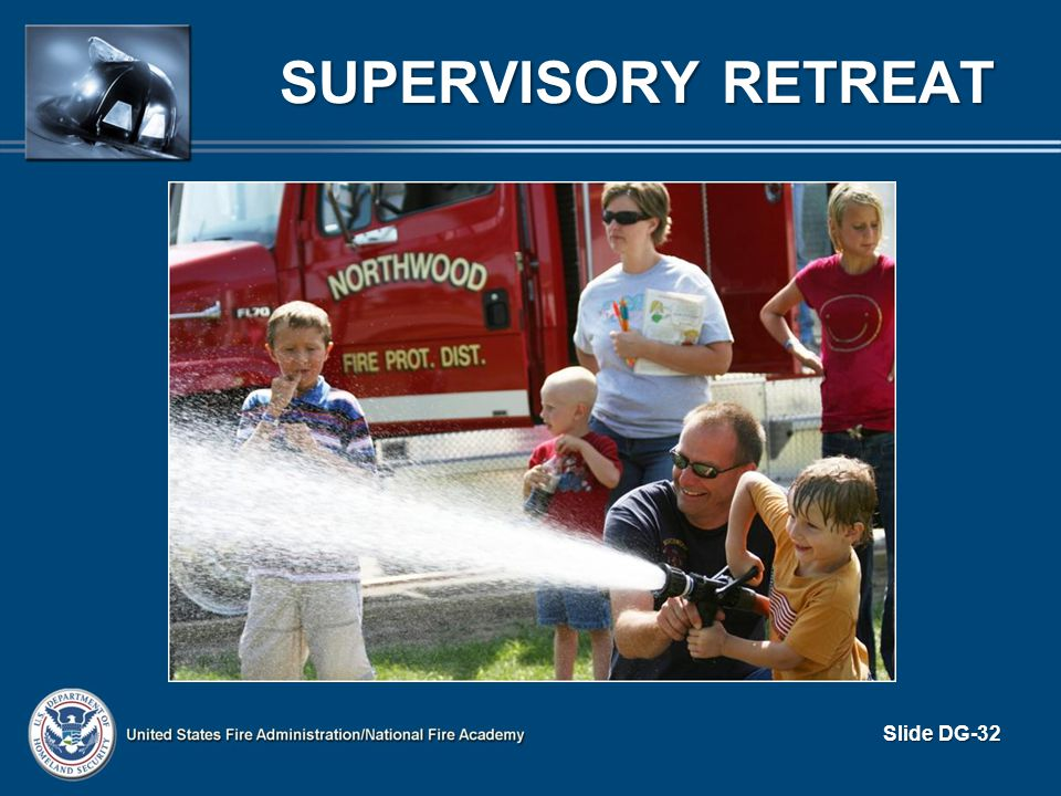 Supervisory Retreat