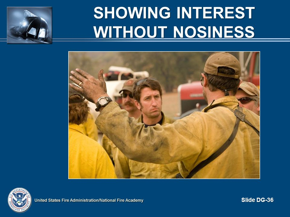 Showing Interest without Nosiness