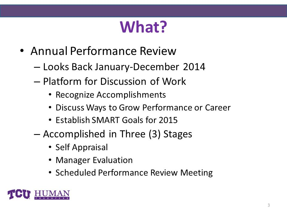 How to Give an Annual Performance Review (If You Must ...
