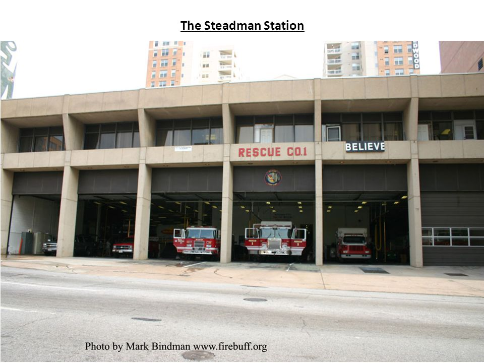 The Steadman Station