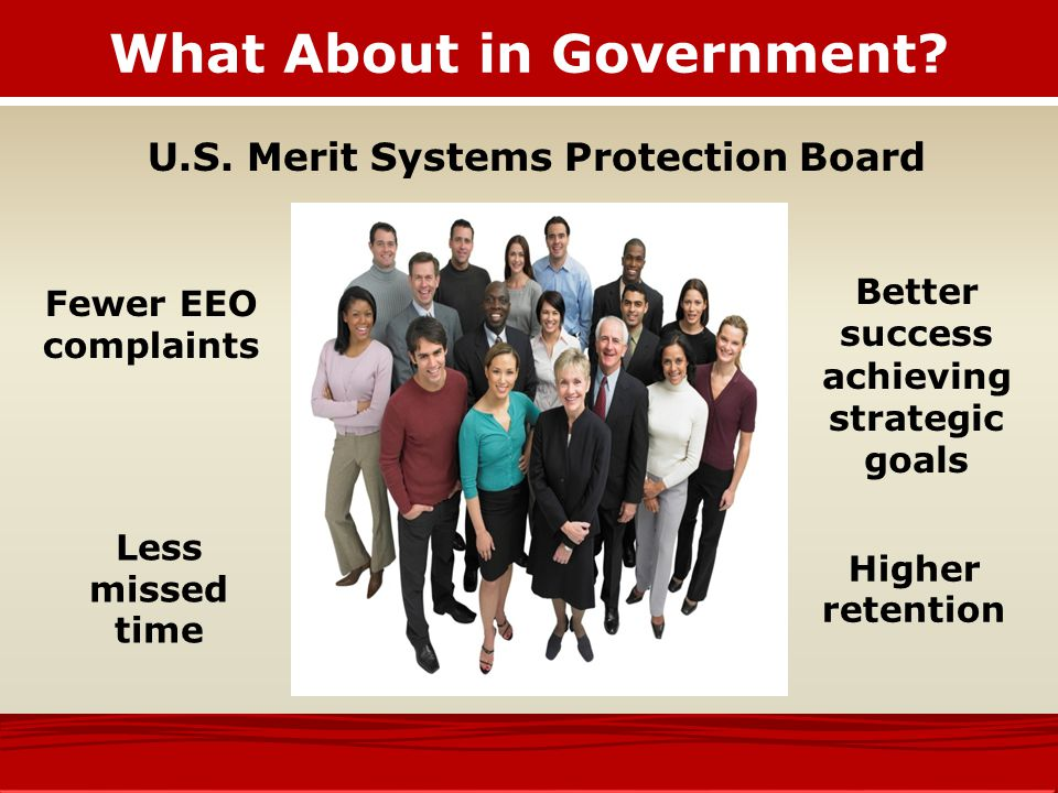 What About in Government