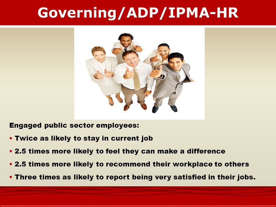 Governing/ADP/IPMA-HR