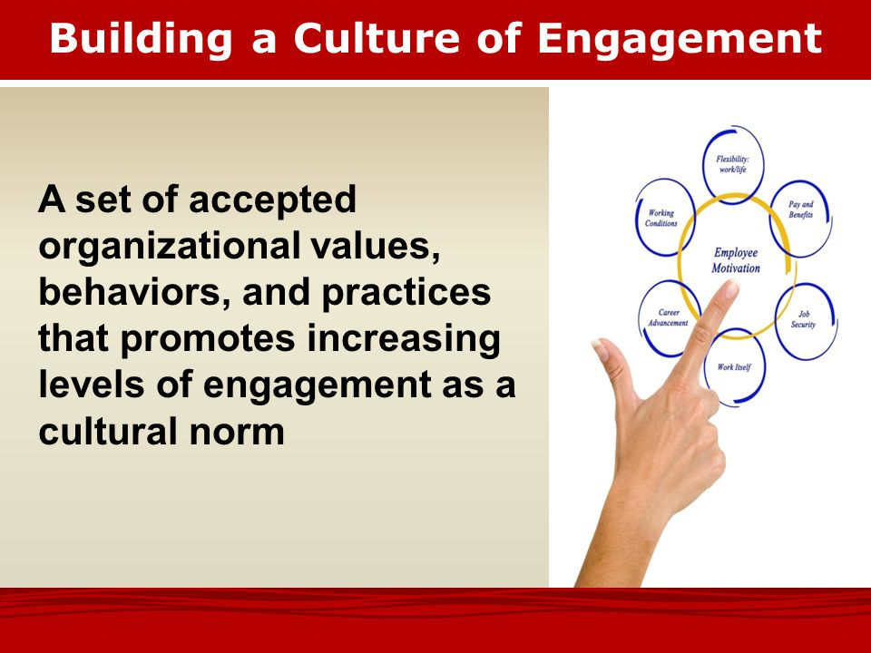 Building a Culture of Engagement