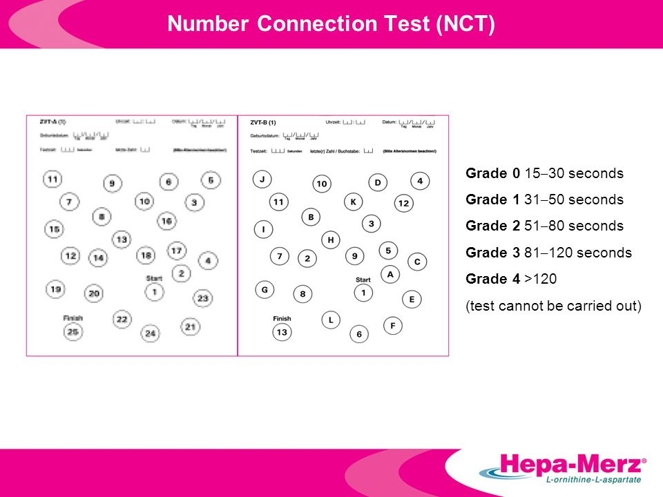 Number Connection Test (NCT)