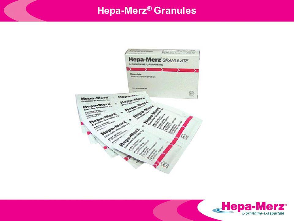 Hepa-Merz® Granules