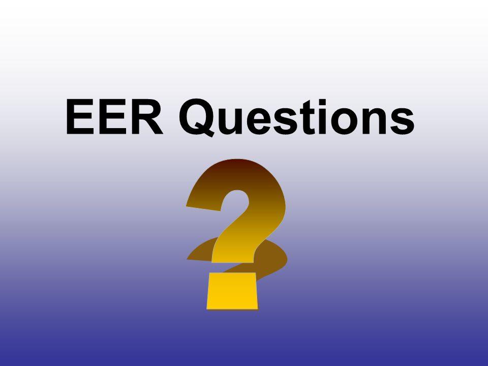 EER Questions