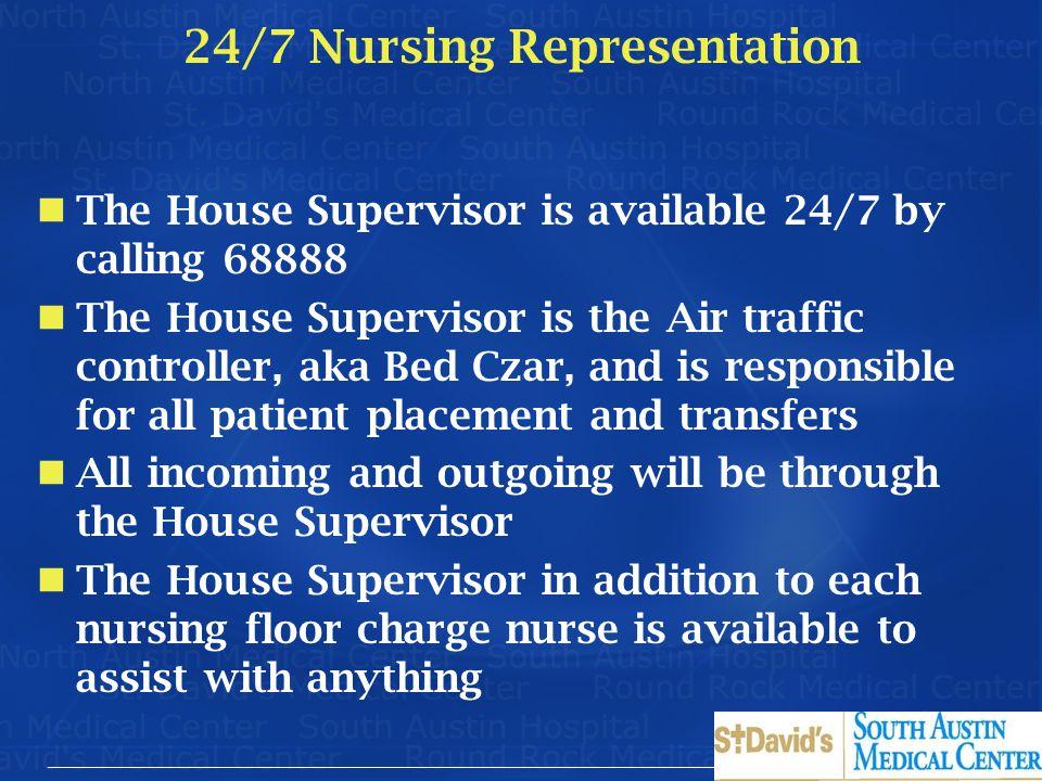 24/7 Nursing Representation