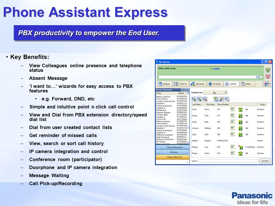 Phone Assistant Express