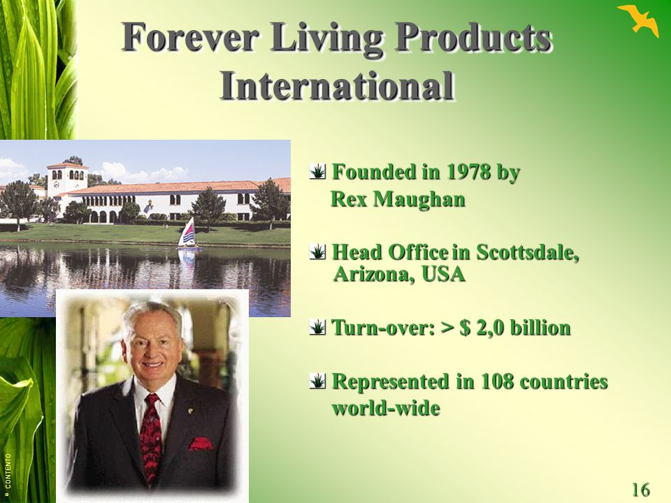 Forever Living Products International