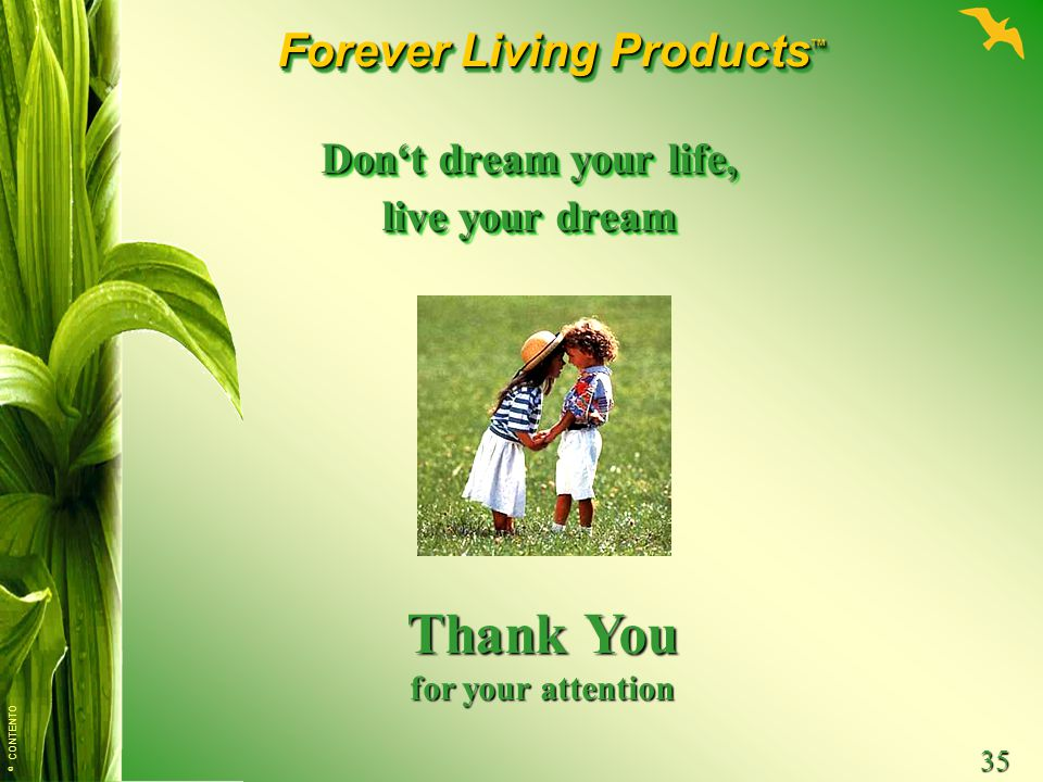 Forever Living Products™