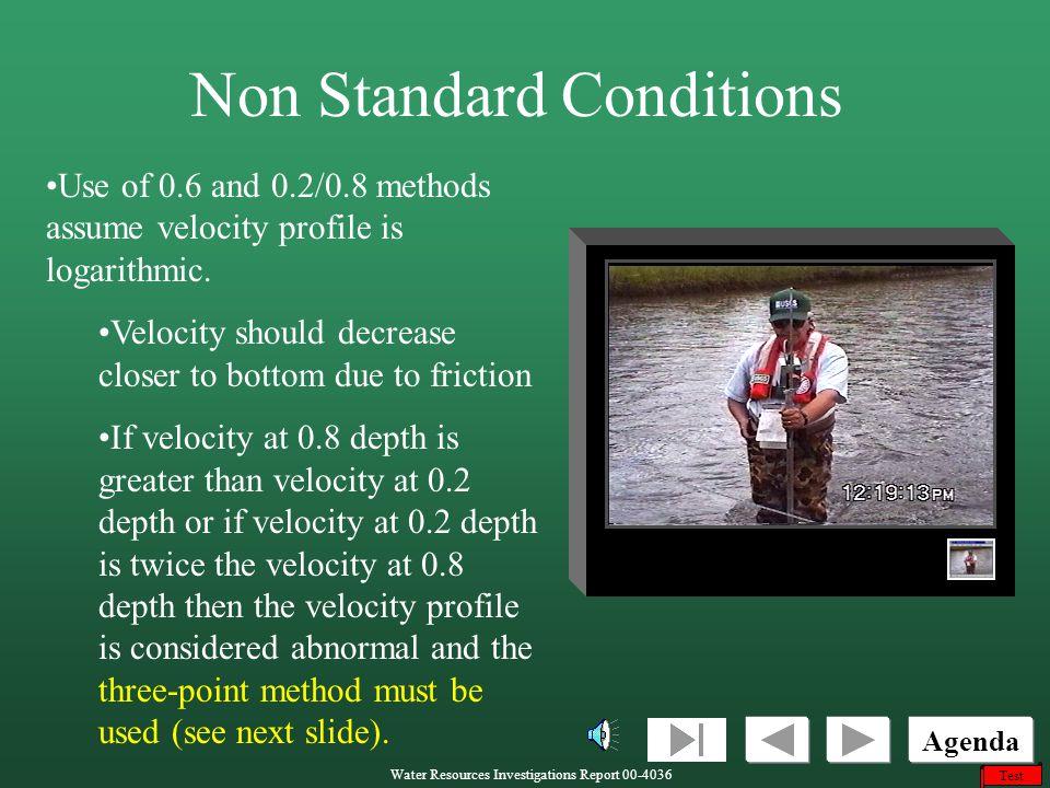 Non Standard Conditions