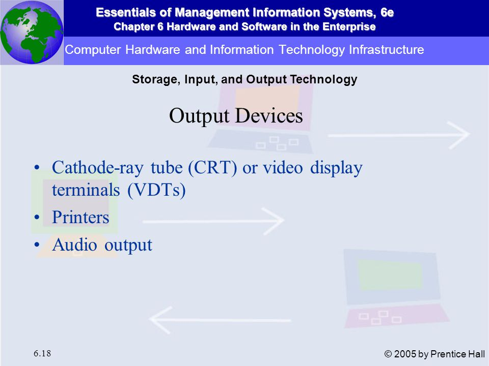 Computer Hardware and Information Technology Infrastructure