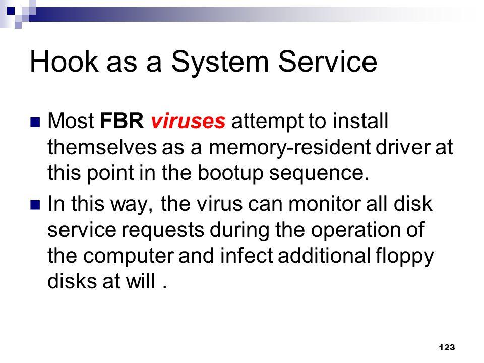 Hook as a System Service