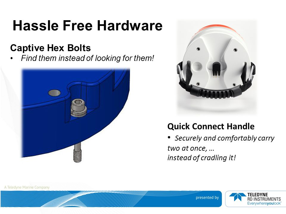 Hassle Free Hardware Captive Hex Bolts Quick Connect Handle