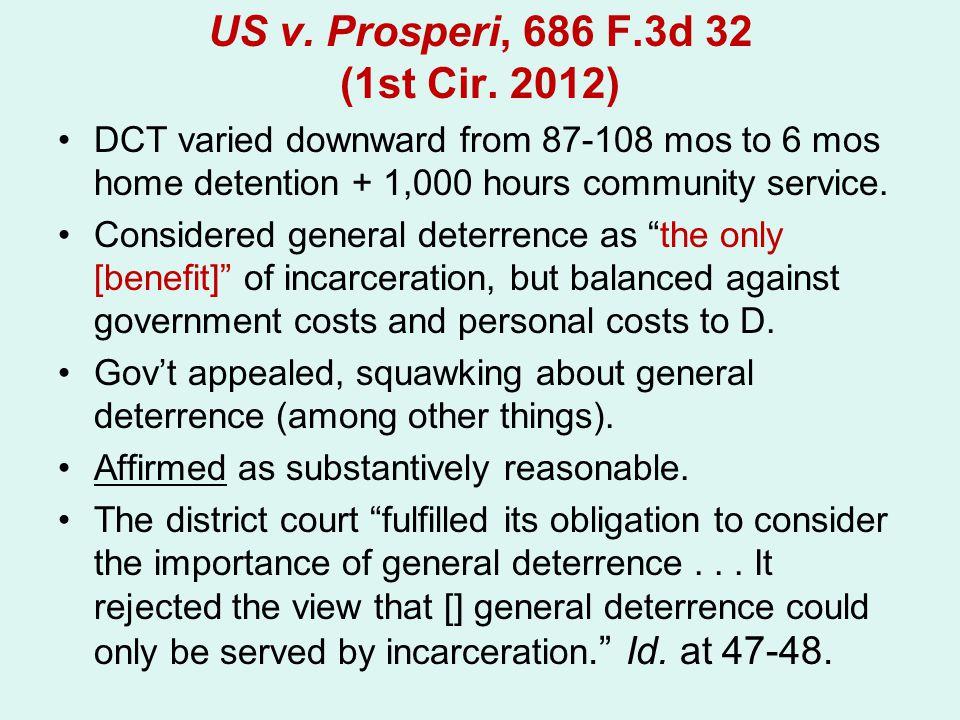 US v. Prosperi, 686 F.3d 32 (1st Cir. 2012)