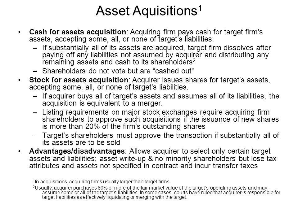 Asset Aquisitions1