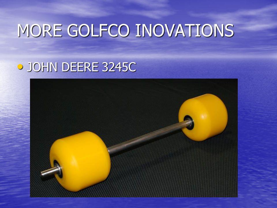 MORE GOLFCO INOVATIONS