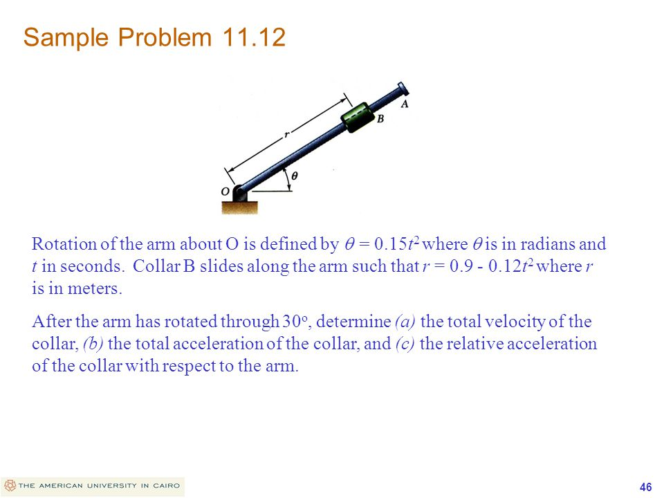 Sample Problem 11.12