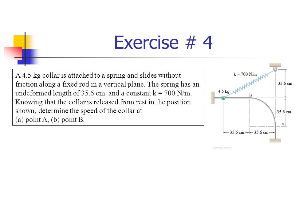 Exercise # 4