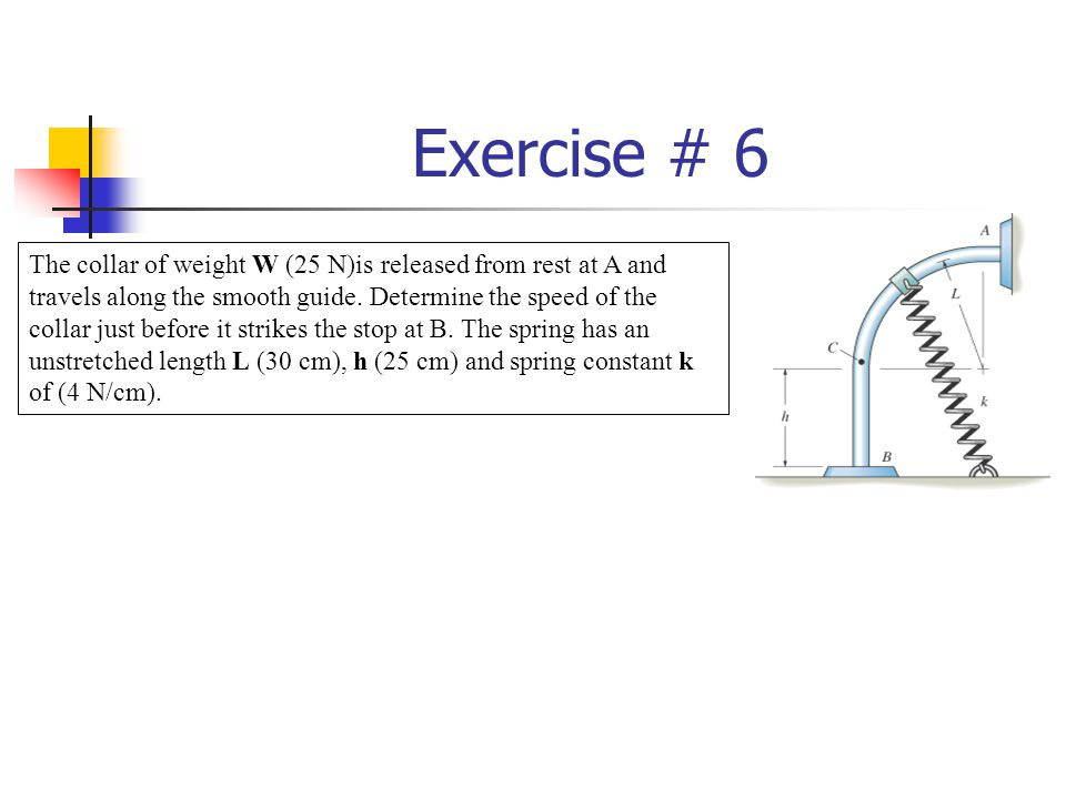 Exercise # 6