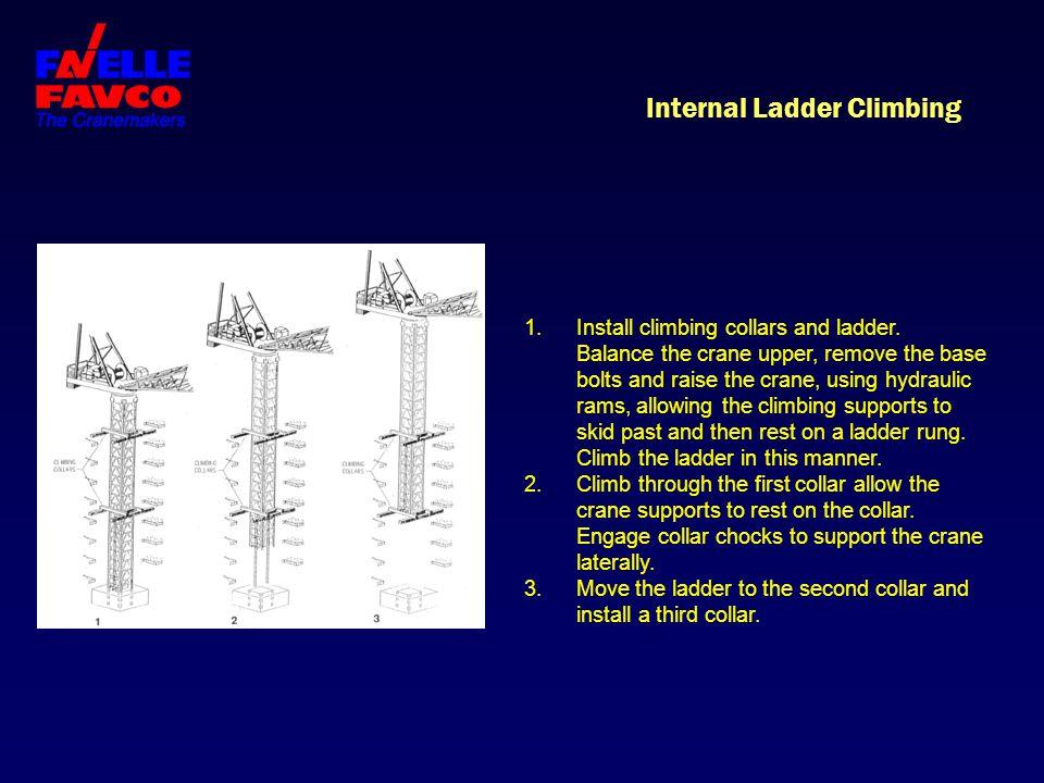 Internal Ladder Climbing