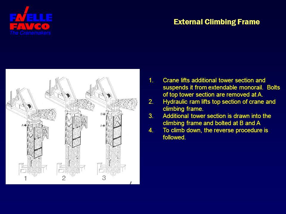 External Climbing Frame