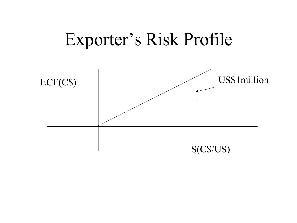 Exporter's Risk Profile