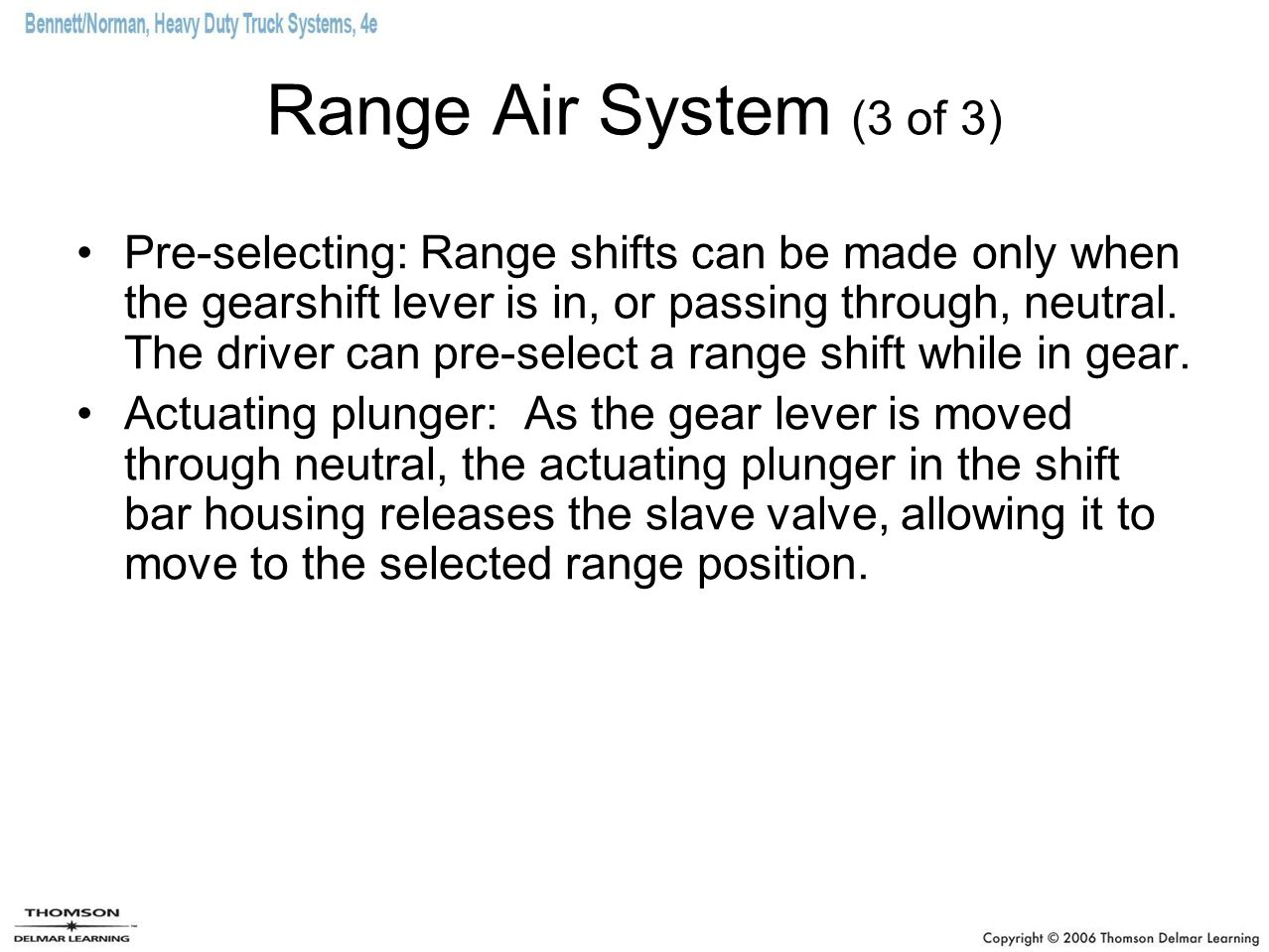 Range Air System (3 of 3)