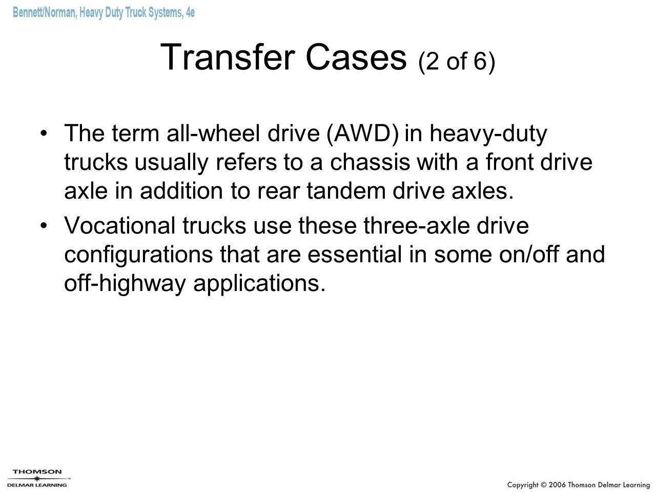 Transfer Cases (2 of 6)