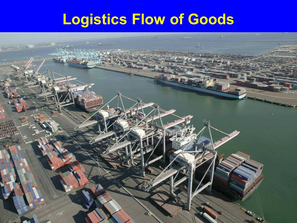 Logistics Flow of Goods