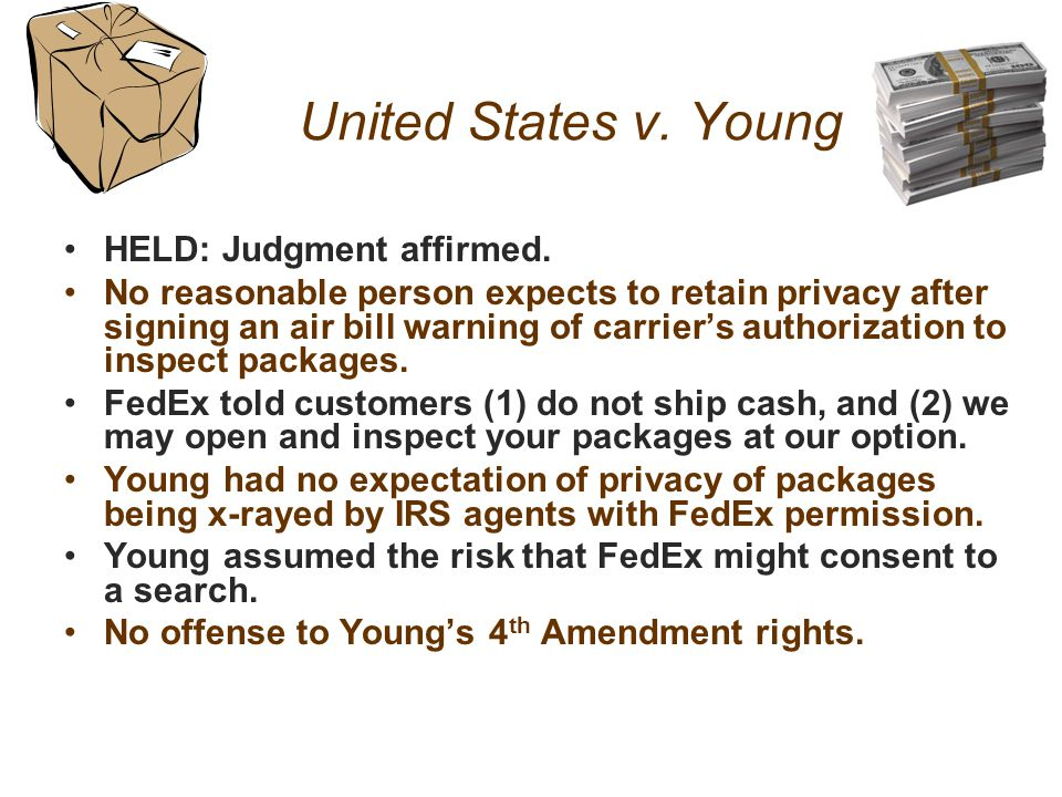 United States v. Young HELD: Judgment affirmed.