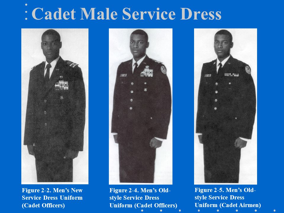 Cadet Male Service Dress