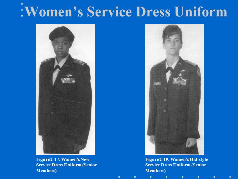 Women's Service Dress Uniform