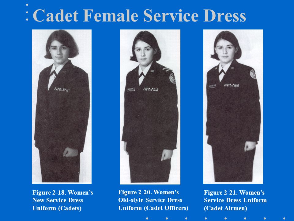 Cadet Female Service Dress