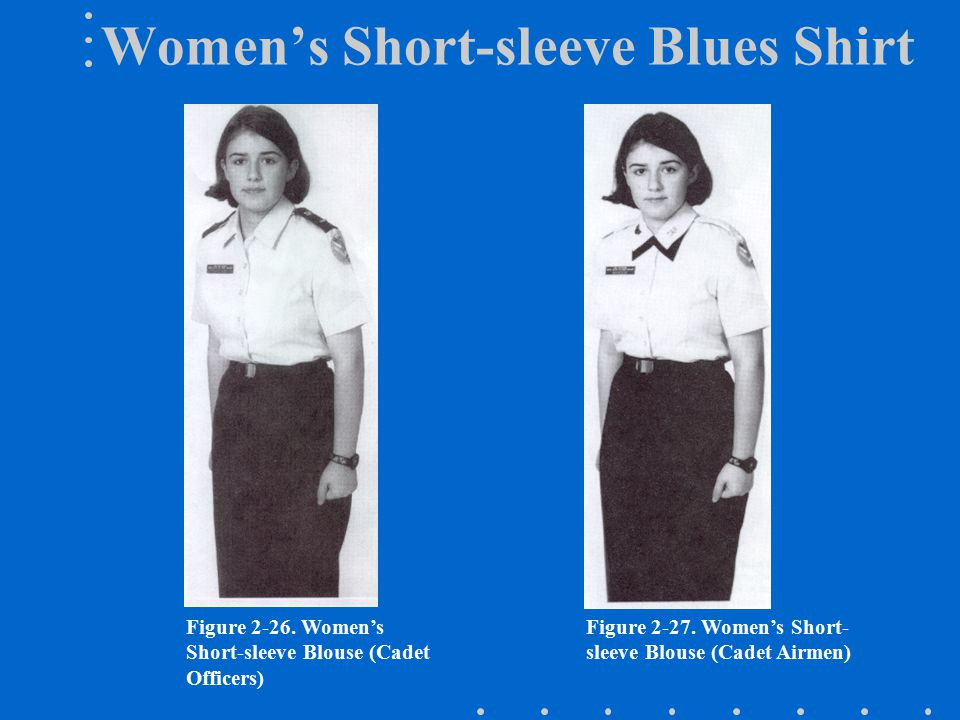 Women's Short-sleeve Blues Shirt