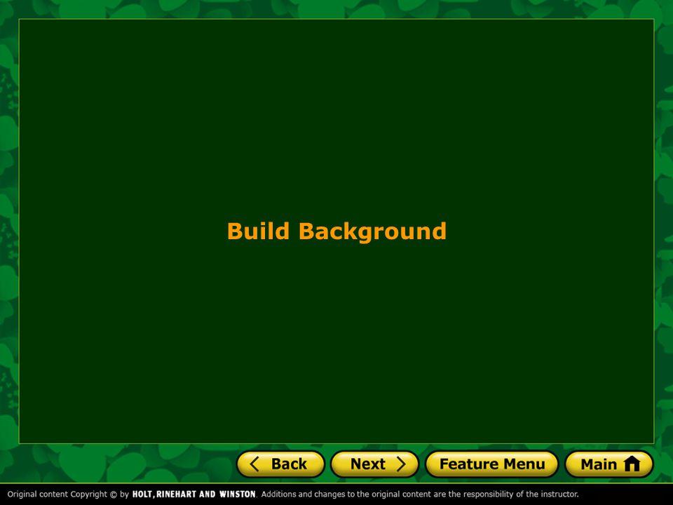 Build Background