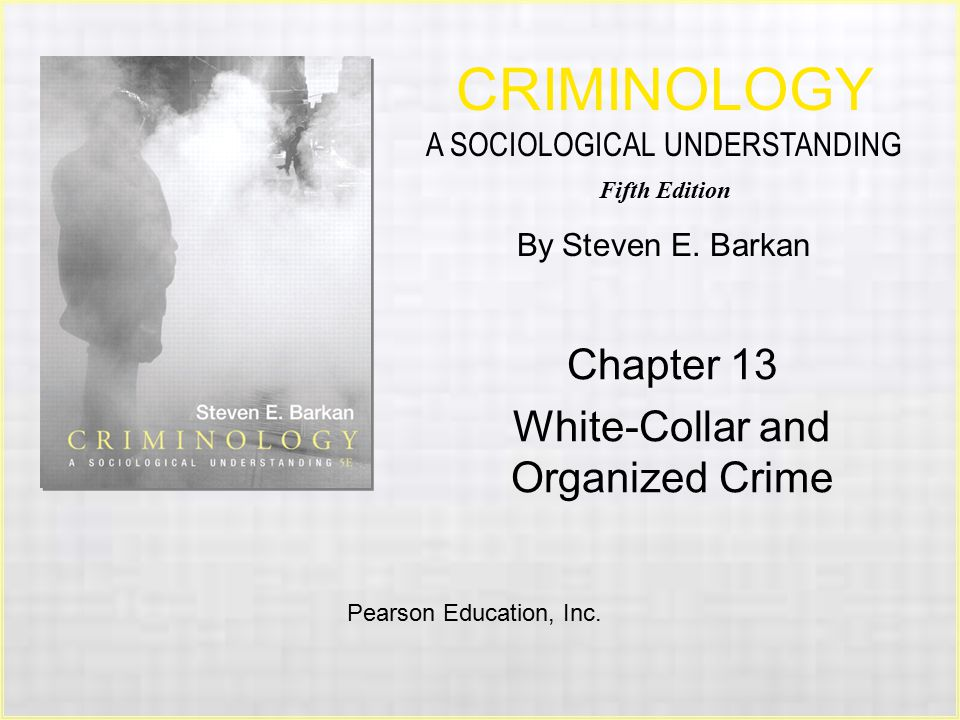 White-Collar Crime Introduction