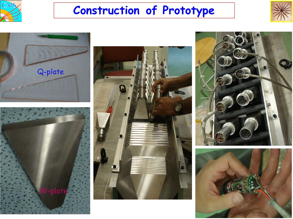 Construction of Prototype